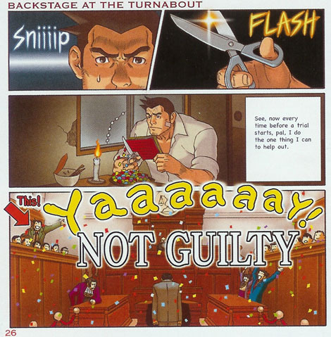 just how much is gumshoe making gumshoe fanclub prosecutor s rh forums court records net PC Game Manuals Manual Car Games